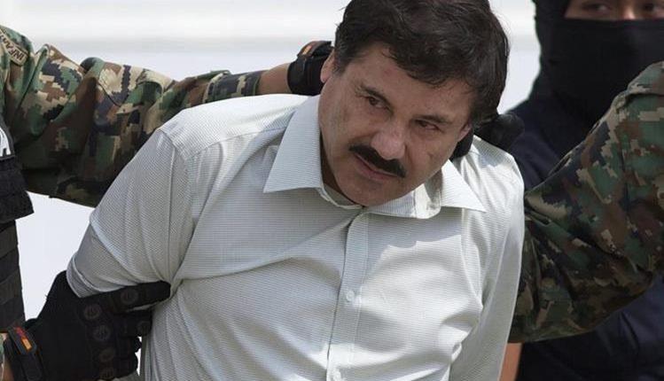 """""""El Chapo"""" Guzmán, uno de los mayores jefes del narcotráfico del mundo (Foto Prensa Libre: AP)"""
