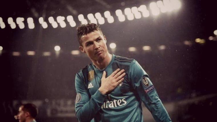 Cristiano Ronaldo fue el rostro del éxito Real Madrid durante 9 años. (Foto Prensa Libre: Hemeroteca PL)