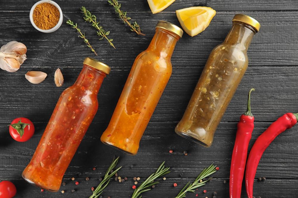 Lo más importante para poder instalar una fábrica de salsas es que la receta contenga un valor agregado. (Foto Prensa Libre: Shutterstock)