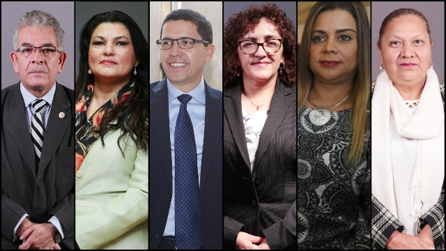 ¿Qué fortalezas y debilidades tienen los candidatos a Fiscal General?