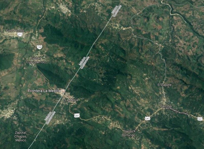 Se salva de morir linchado en Huehuetenango