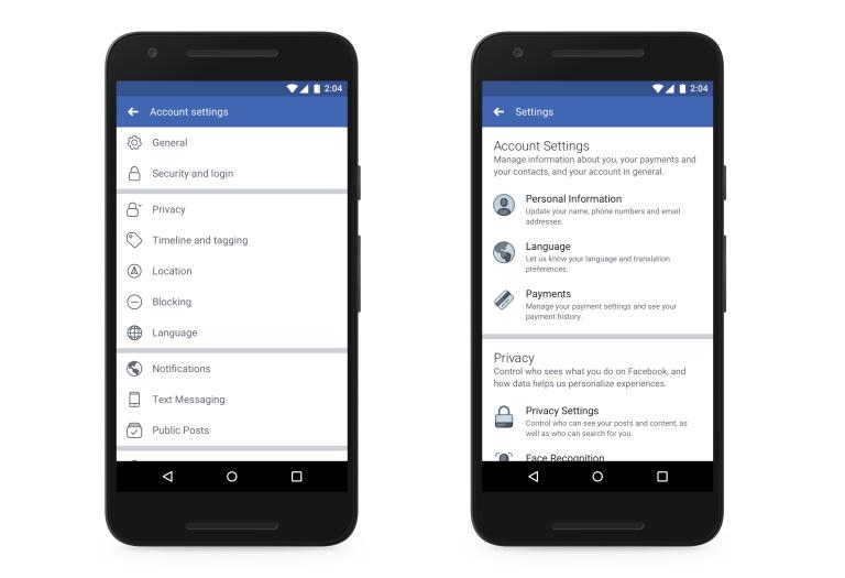Facebook espera recuperar la confianza de los usuarios con nuevas medidas de seguridad (Foto Prensa Libre: Facebook Newsroom).