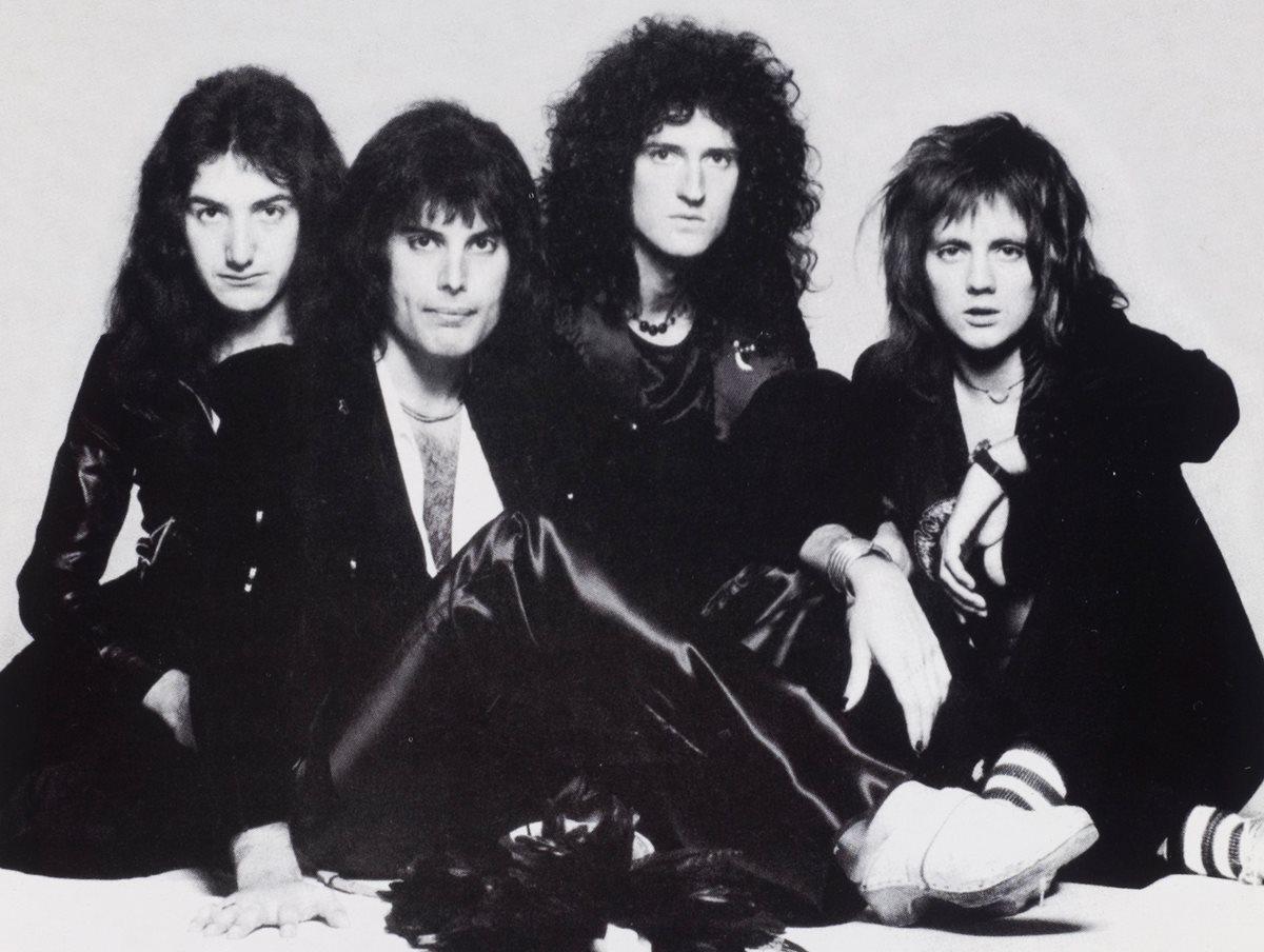 El tema Bohemian Rhapsod, de Queen, fue lanzado en octubre de 1973 y recientemente se convirtió en la canción más popular del siglo XX. (Foto Prensa Libre: Universal Music Group)