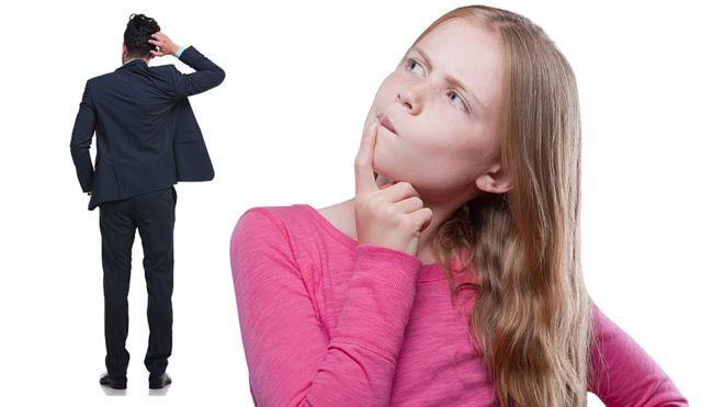 La curiosidad de los hijos a veces pone en problemas a los padres. (GETTY IMAGES)