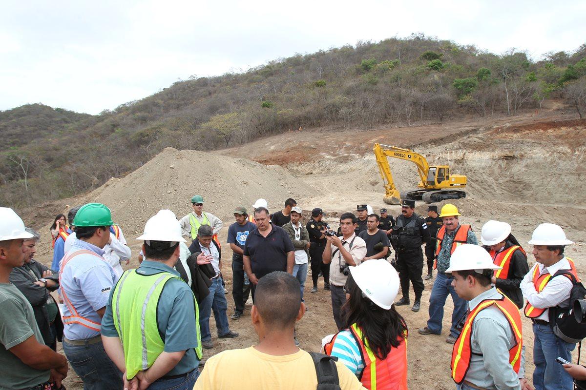 Abren arbitraje internacional por mina El Tambor contra Estado de Guatemala, demandarían Q2 mil millones