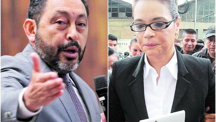 Exdirigentes del PP acumulan tres casos penales cada uno por cargos de corrupción y uno más por narcotráfico en el extranjero. (Foto Prensa Libre: Hemeroteca PL)