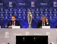 En junio de 2019 se definirá al campeón de la primera Liga de Naciones de Europa. (Foto Prensa Libre: AFP)