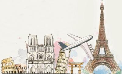 Disminuyen los precios para viajar a Europa