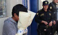 Un adolescente fue detenido sospechoso de intentar matar a balazos al piloto de un urbano. (Foto Prensa Libre: É. Ávila)