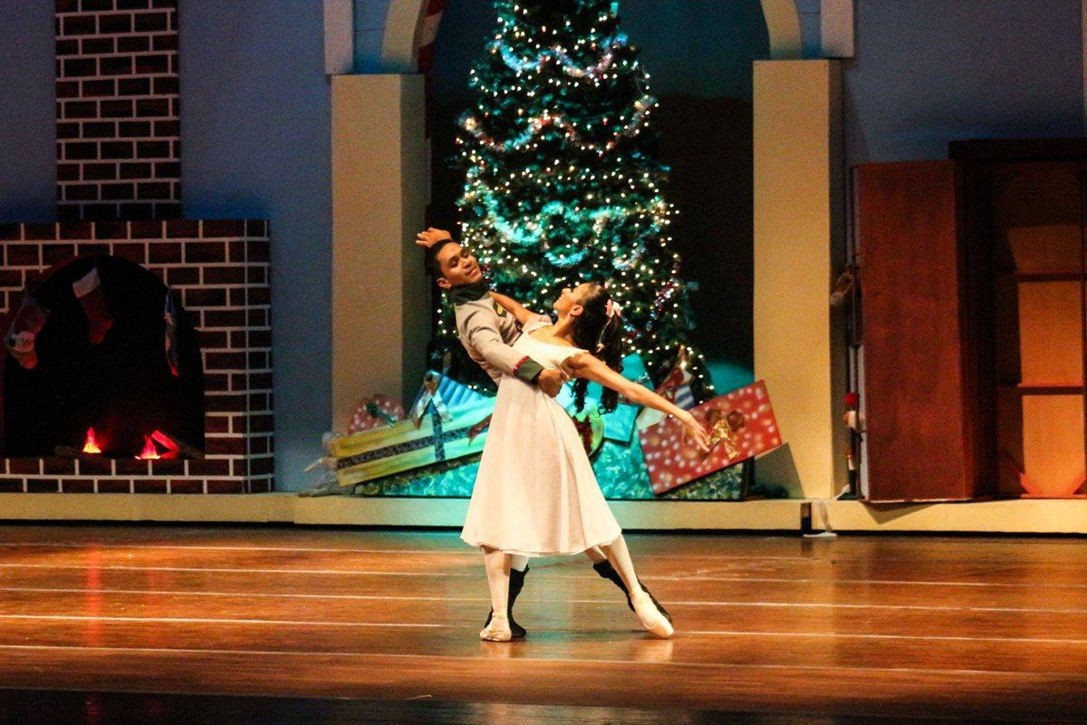 El Ballet Nacional de Guatemala traerá la magia de El Cascanueces con una impresionante presentación de música y danza. (Foto Prensa Libre: Cortesía)