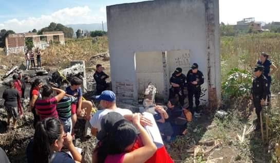 Óscar Armando Mach Ajvix fue encontrado en un área desolada de la colonia Cendist, zona 9 de San Miguel Petapa. (Foto Prensa Libre: Cortesía)