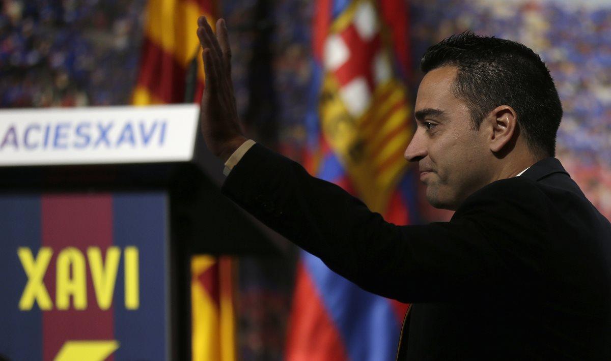 """Xavi: """"Seguro que Del Bosque y Casillas se van a arreglar"""""""