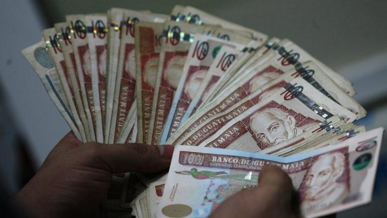 Finanzas empieza a captar dinero del mercado financiero para financiar el funcionamiento del Estado. (Foto Prensa Libre: Hemeroteca PL)