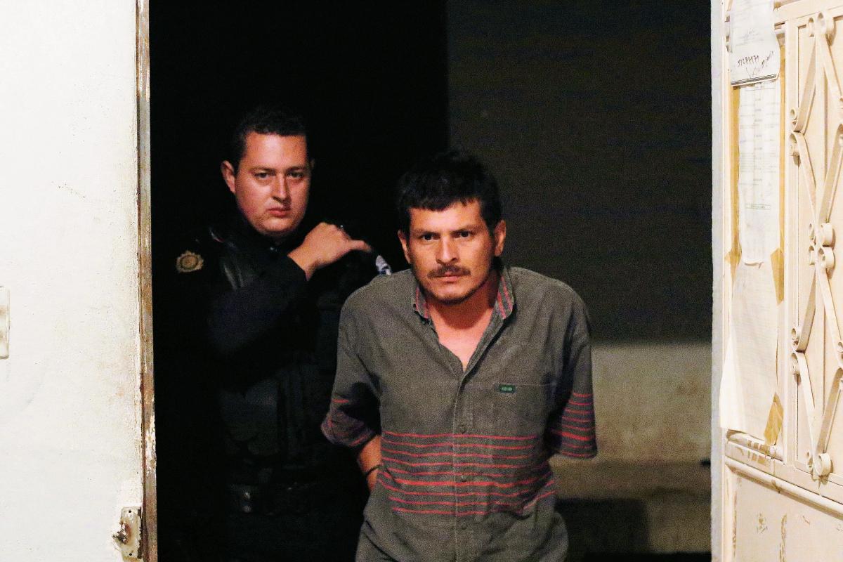 Hombre confiesa haber matado a su progenitora en Ipala