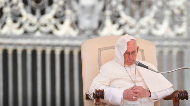 Franciso atraviesa una de las mayores crisis de su papado. AFP