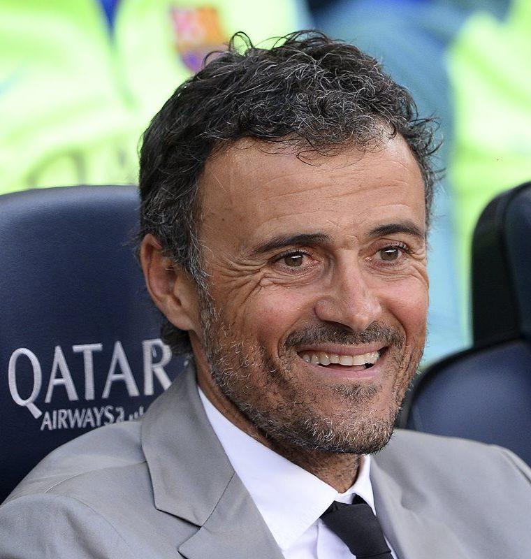 Después de un año sin dirigir, Luis Enrique Martínez se hará cargo de la Selección de España. (Foto Prensa Libre: AFP)