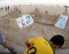 """Brasil se prepara para la realización de los Juegos Olímpicos de Rio de Janeiro 2016. (Foto Prensa Libre: Romeo Rios)<br _mce_bogus=""""1""""/>"""
