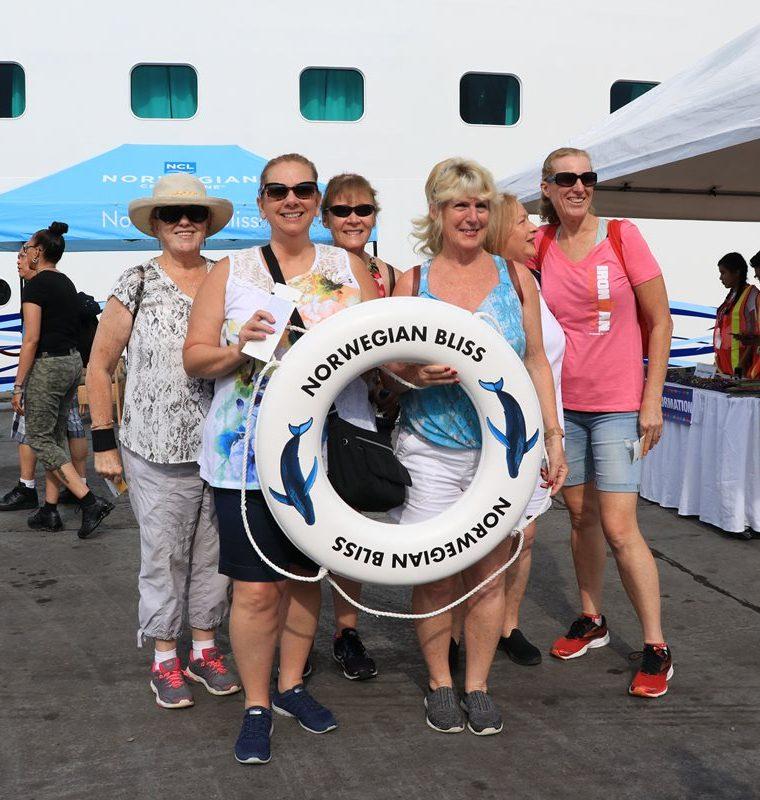 Para esta temporada de cruceros el Inguat espera la llegada de más de 165 mil 700 pasajeros. (Foto Prensa Libre: Carlos Paredes)