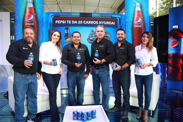Pepsi y Hyundai se alían por el fútbol
