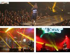Fábulas Áticas, Extinción y Toba son algunas de las bandas que participarán en la segunda edición de RockGT. (Foto Prensa Libre: Keneth Cruz)