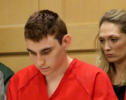 Nikolas Cruz comparecerá ante un juzgado de Miami, Florida, acusado de 17 cargos de asesinato premeditado. (Foto Prensa Libre: EFE)