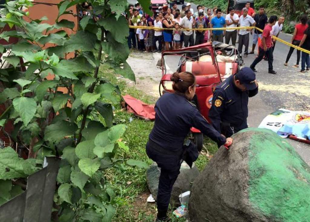 Dos mujeres mueren en accidente de mototaxi
