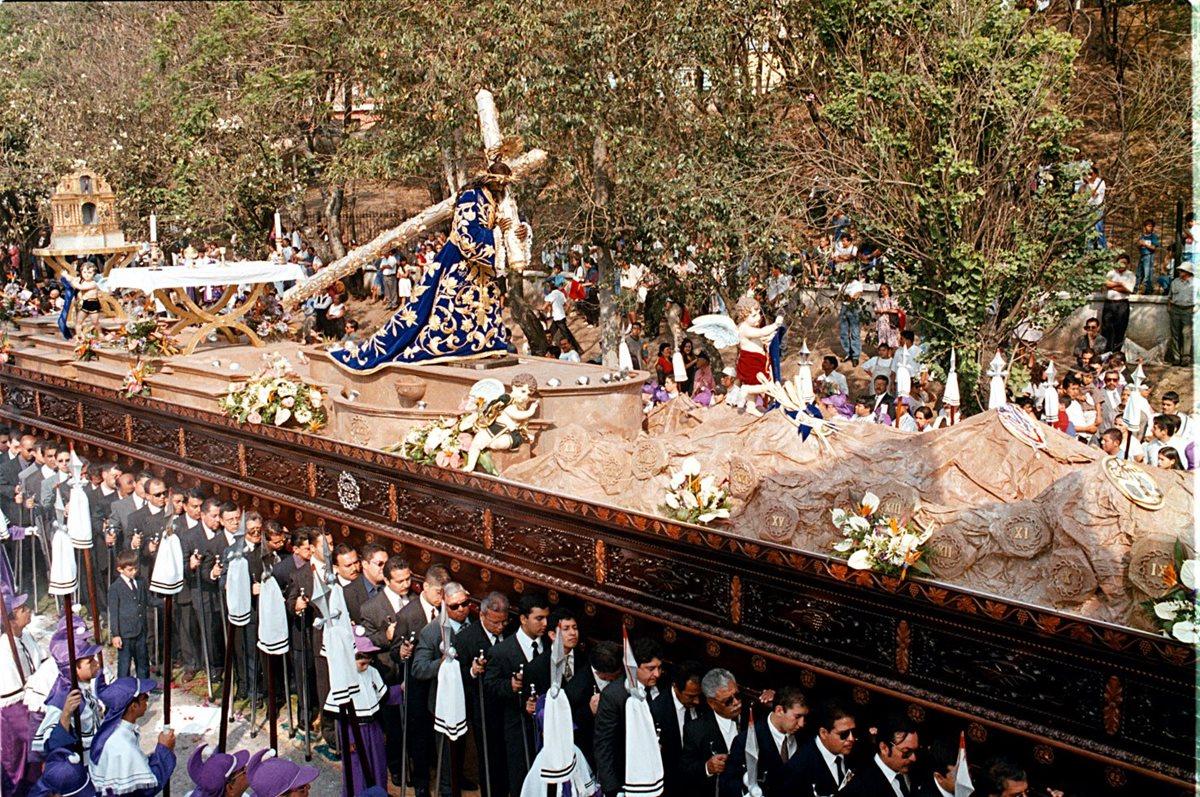 Temporada de procesiones comienza este domingo