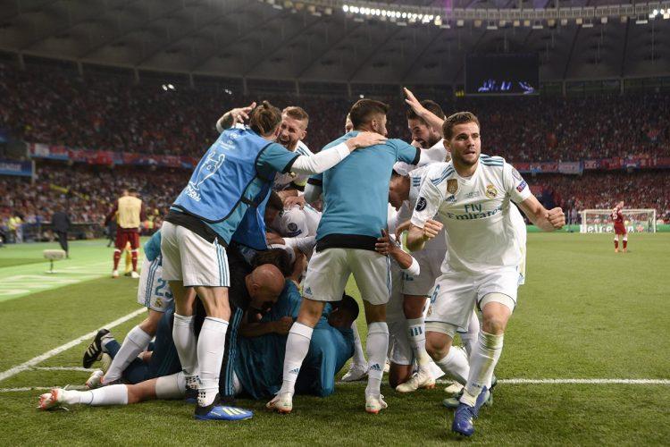 En la segunda mitad el Real Madrid demostró su mejor futbol y se quedó con el título por tercer año consecutivo.
