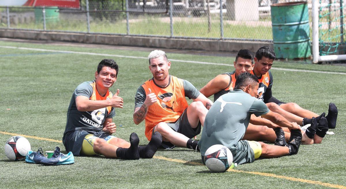 Comunicaciones no gana desde el 1 de septiembre de este año cuando golearon a Cobán Imperial 3-0 de visita. (Foto Prensa Libre: Edwin Fajardo)