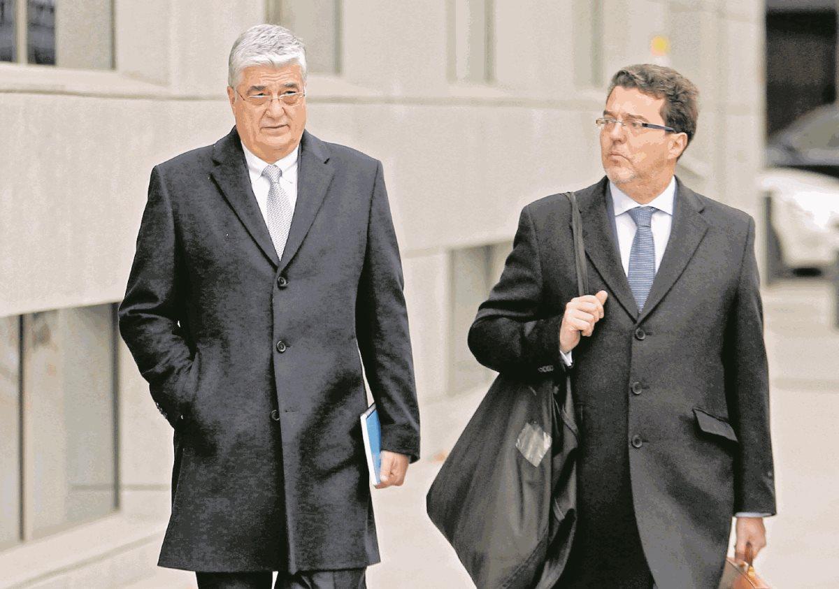 España confirma absolución de Carlos Vielmann por caso Pavón