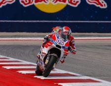 Andrea Dovizioso seguirá en Ducati y será compañero de Jorge Lorenzo.