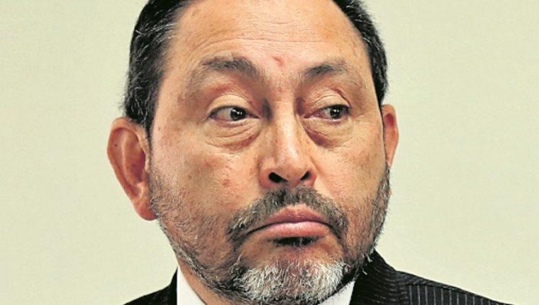 Exministro de Gobernación, Mauricio López Bonilla, enfrentará su segundo juicio por corrupción. (Foto Prensa Libre: Hemeroteca PL)