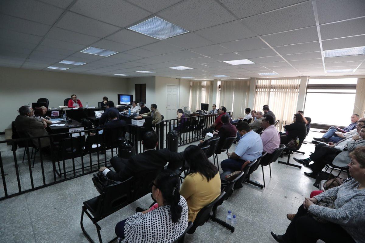 Tribunal emitirá sentencia del caso IGSS-Pisa-Chiquimula