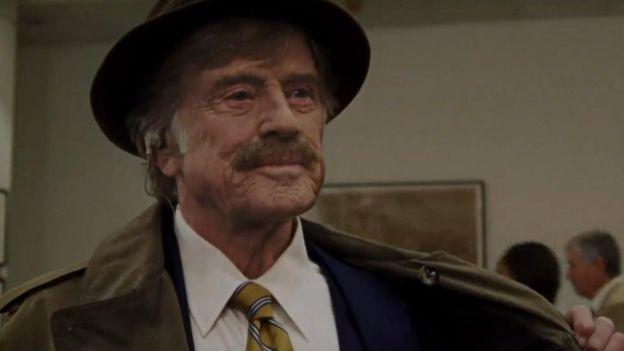 Redford declaró que este sería último papel como actor. IDENTITY FILMS
