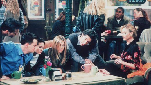 """¿Qué pasará con """"Friends"""" en 2020? Aún no se sabe... GETTY IMAGES"""