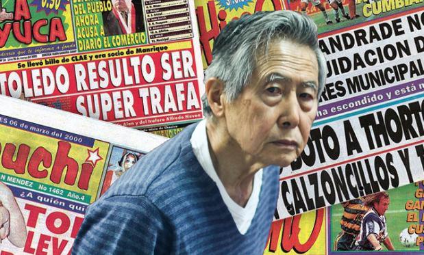 10 de marzo del 2000 reproduccion de diarios. Titulares de diarios populares durante las elecciones del año 2000. (Foto Prensa Libre: El comercio)?