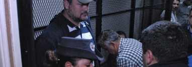 Sergio Guillermo Enríquez Garzaro es señalado del delito de lavado de dinero u otros activos. (Foto Prensa Libre).