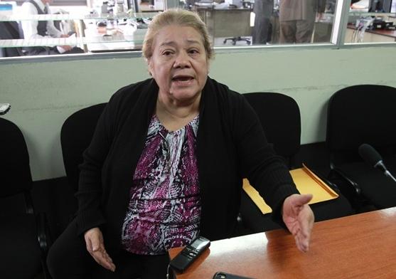 Sierra de Stalling está ligada a proceso penal por el caso Bufete de la Impunidad. (Foto Prensa Libre: Hemeroteca PL)