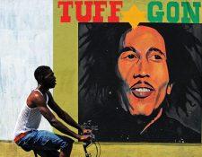 La música reggae, cuyos ritmos ganaron fama internacional gracias a artistas como Bob Marley, se aseguró un lugar codiciado en la lista de tesoros culturales globales de las Naciones Unidas. (Foto Prensa Libre: AFP)