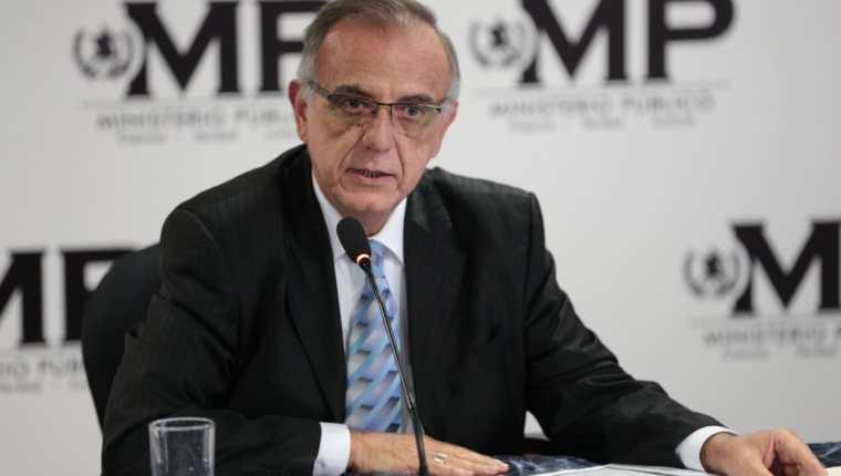 Iván Velásquez salió del país hacia EE. UU. el pasado lunes,tres días después de que el presidente Morales anunciará la no renovación del mandato de la Cicig. (Foto Prensa Libre: Hemeroteca PL)