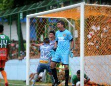 Luis Pedro Molina es uno de los jugadores que quedaron fuera de Siquinalá por los malos resultados. (Foto Hemeroteca PL).