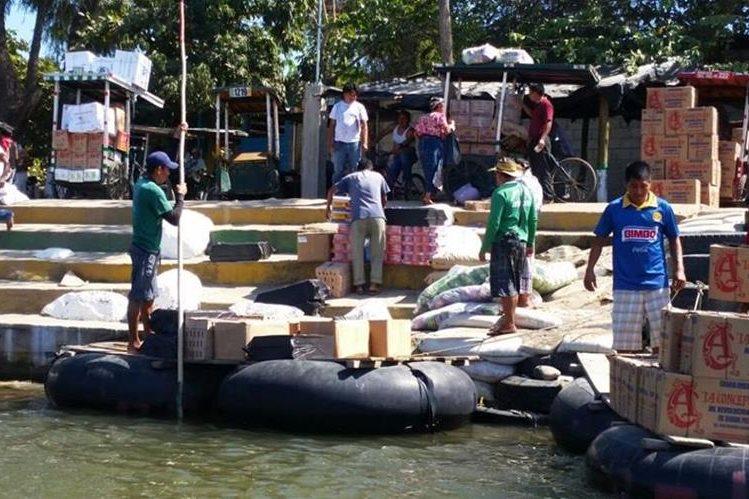 El contrabando deja millones de quetzales en pérdidas al país. (Foto: Hemeroteca PL)