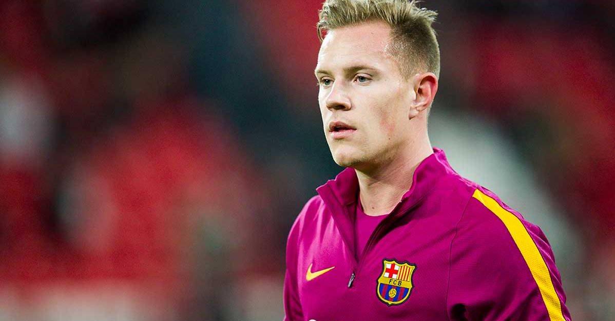 El Barcelona declara intransferible a Ter Stegen