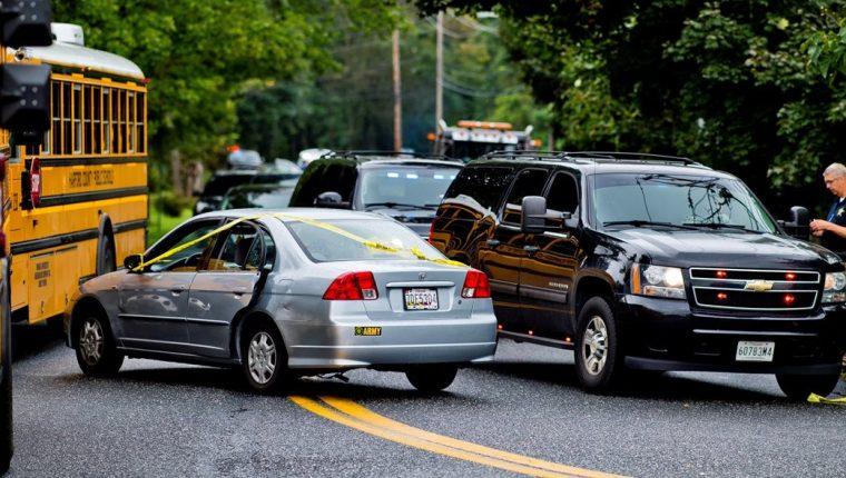 Varios muertos y heridos en un tiroteo producido en Maryland, EE.UU. (Foto Prensa Libre: EFE)