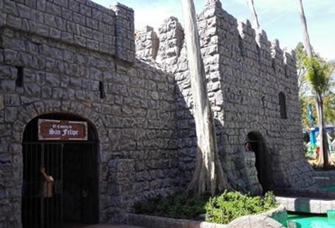 Nuevas áreas en Xetulul ofrecerán diversión a miles de guatemaltecos y extranjeros. (Foto. Prensa Libre: CORTESÍA).
