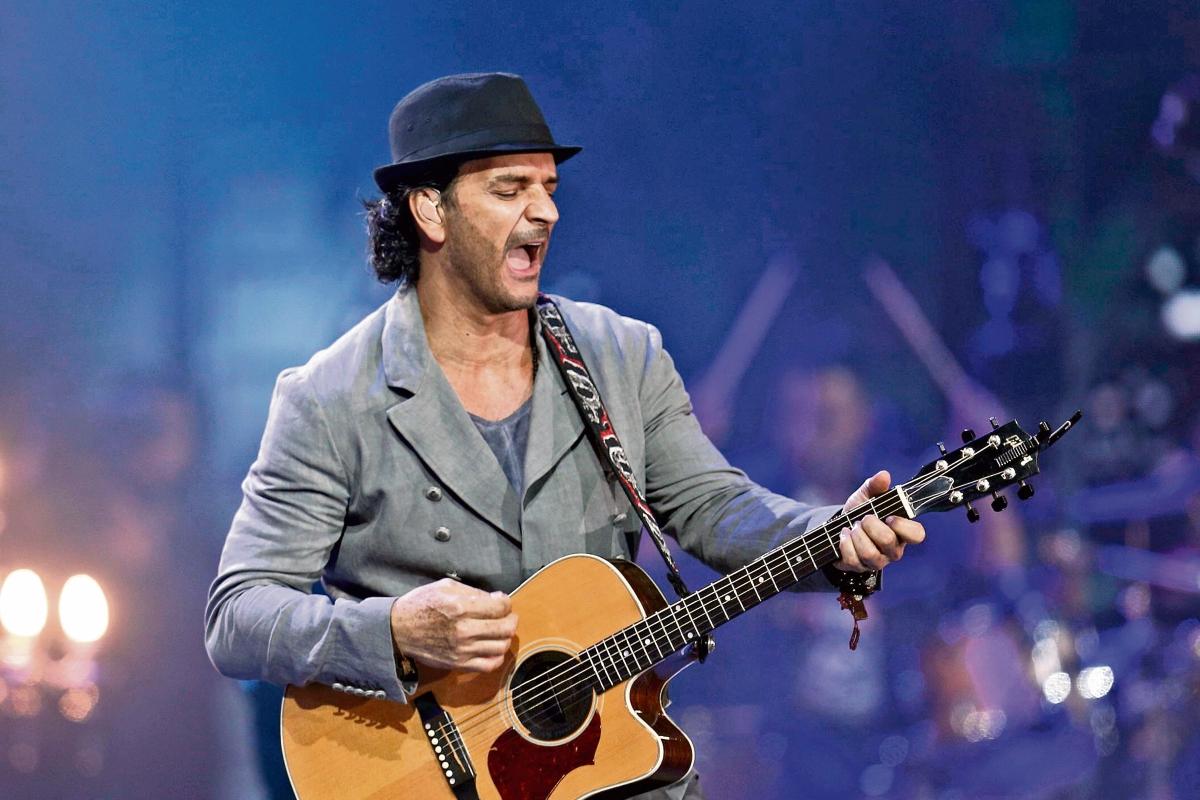 Arjona se presenta en Guatemala su primer concierto del Viaje Tour