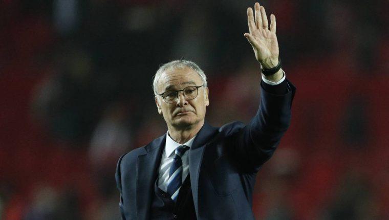 EL técnico italiano Claudio Ranieri fue despedido de su puesto en el Leicester City después de los malos resultados. (Foto Prensa Libre: Hemeroteca)