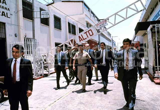 1994: Panamá no extraditará a Serrano Elías