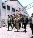 Serrano salió hacia Panamá el 05/06/1993. (Foto: Hemeroteca PL)
