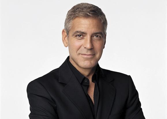 George Clooney ha sido galardonado con dos Premios Óscar y es Mensajero de la Paz de Naciones Unidas desde el 2008. (Foto Prensa Libre: Irish America Magazine).